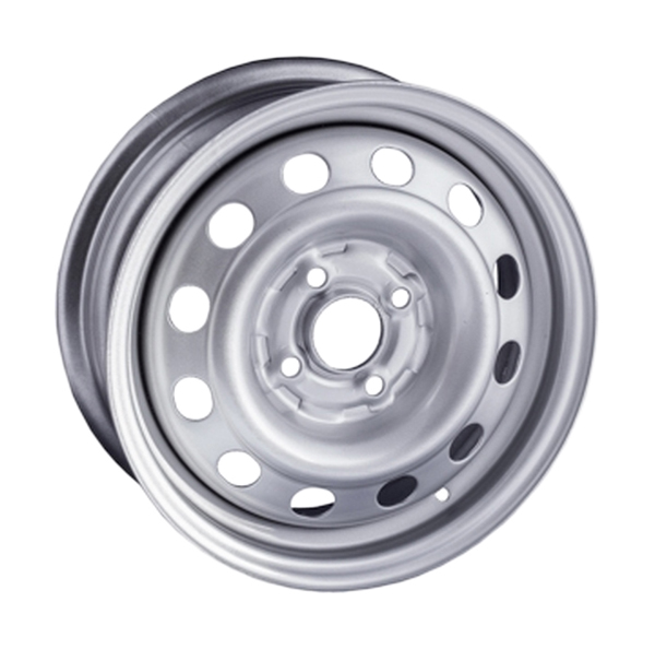 Автодиск TREBL X40033 6х16 4x100 ЕТ50 60.1 Silver 9171087