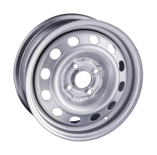 Автодиск TREBL 8114 P 6х15 4x100 ЕТ48 54.1 Silver 9271417