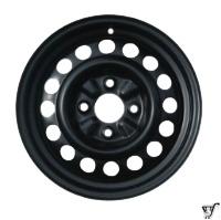 Автодиск ТЗСК 6.5x16 4х100 ЕТ50 60.1 LADA Vesta черный